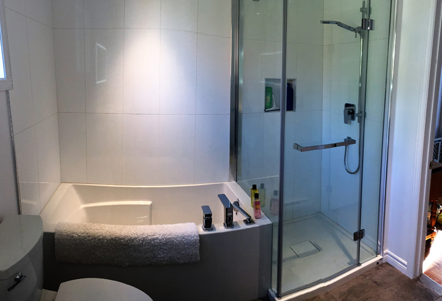 Systeme d salle de bain